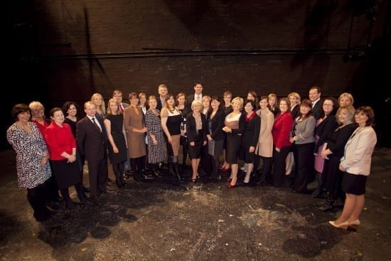 Business Women Can Abbey Theatre October 2012