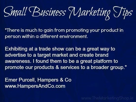 Emer Purcell, Hampers & Co.com