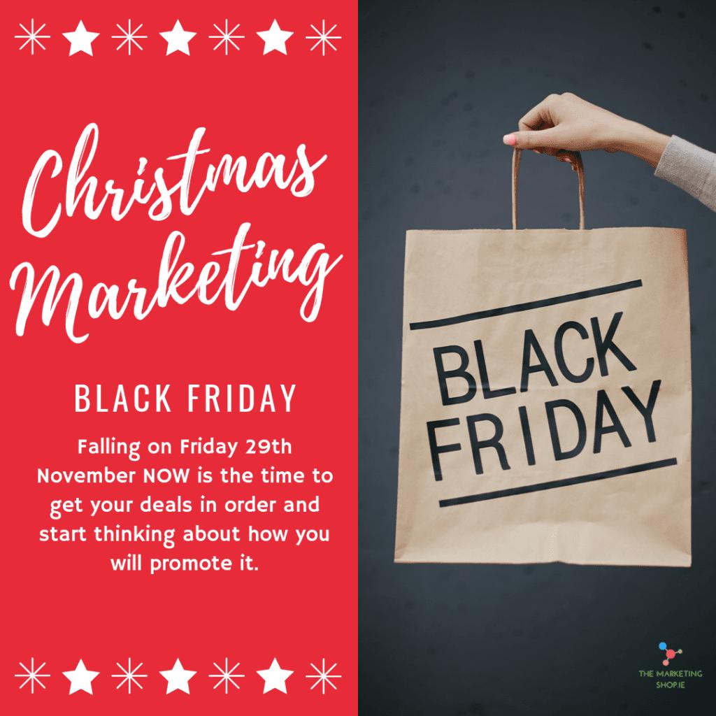 Black Friday, 29th November 2019 - The Marketing Shop