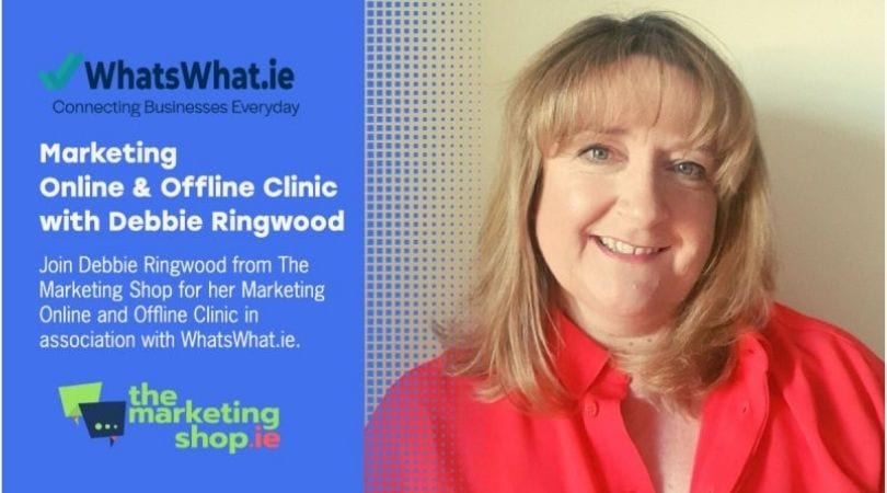 WhatsWhat ie – Marketing Clinic