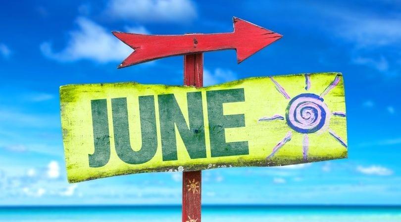 Social Media Content Ideas For June 2021