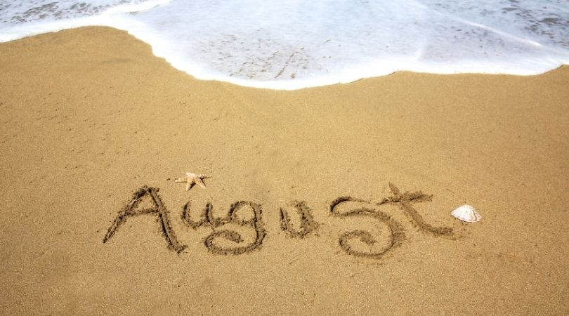 Social Media Content Ideas For August 2021